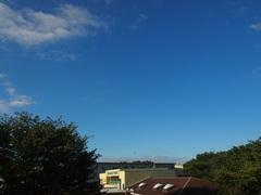 7時過ぎ あっという間に雲が無くなって.jpg