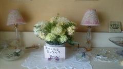 myさんから こんなに素敵なお花が ありがとうね~.jpg