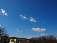 久し振りの上尾の空.jpg
