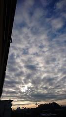 凄い雲 晴れるかな~.jpg