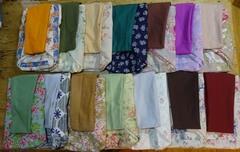 色が楽しい広幅袋 15枚できました♪.jpg